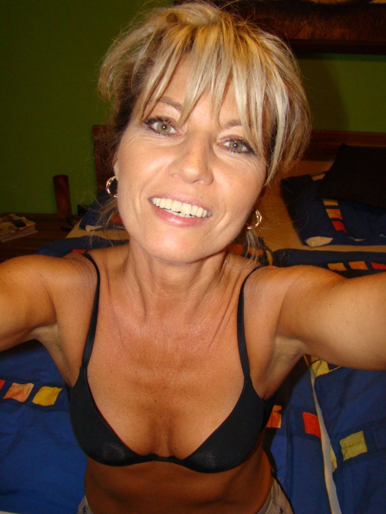 check out this MILF from Warrington playing with her pussy